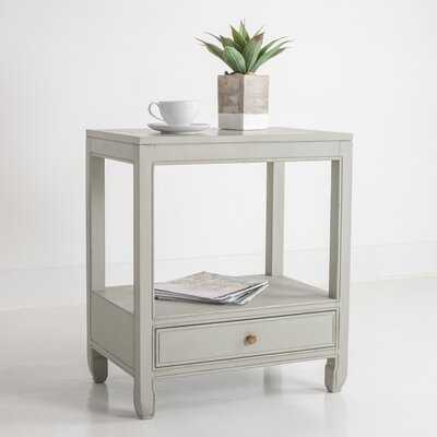 Dunnygarran End Table with Storage - Wayfair