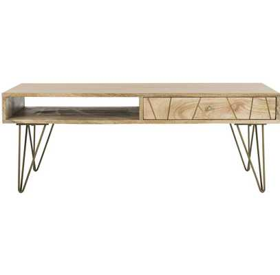 Marigold Coffee Table - Perigold