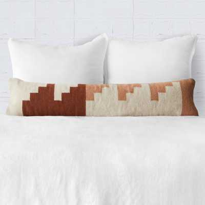 Villa Lumbar Pillow By The Citizenry - The Citizenry