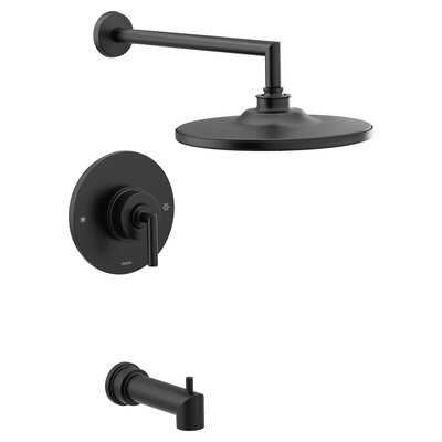 Arris Pressure Balance Tub and Shower Faucet with Lever Handle - Birch Lane