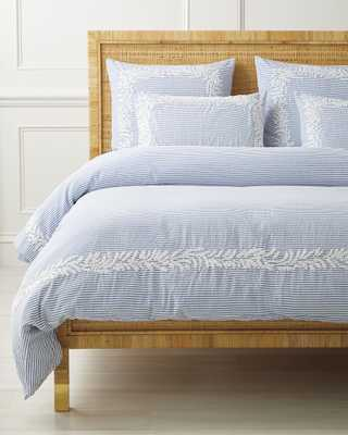 Westport Duvet Cover - Serena and Lily