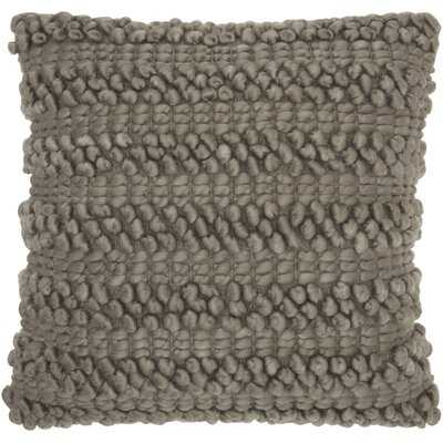 Demorest Square Pillow Cover and Insert - AllModern