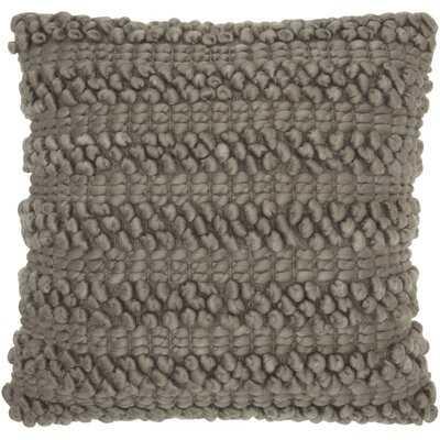 Woodbury Square Pillow Cover & Insert - Wayfair