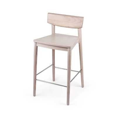 Natural Counter Stool - West Elm
