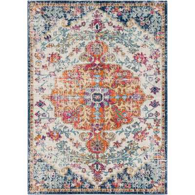 Artistic Weavers Demeter Ivory 9 ft. 3 in. x 12 ft. 6 in. Area Rug - Home Depot