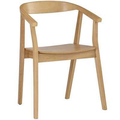 Muhsin Dining Chair (set of 2) - Wayfair