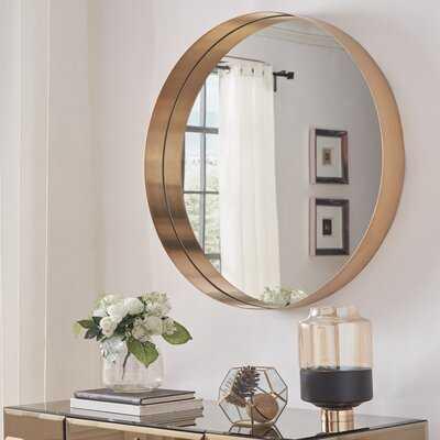 Paynesville Glam Accent Mirror - Wayfair