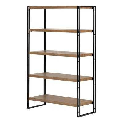 "Gimetri 61.5"" x 39.5"" Shelving Unit - Wayfair"