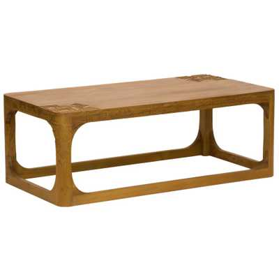 Pinnacles Coffee Table in Natural - Caravan Living