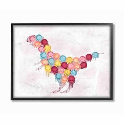 Balster Dinosaur Paint Cups Kids Design - Wayfair