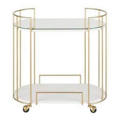 Gillian Bar Cart - AllModern