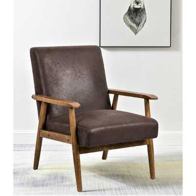 "Beachwood 21"" Arm Chair - Wayfair"