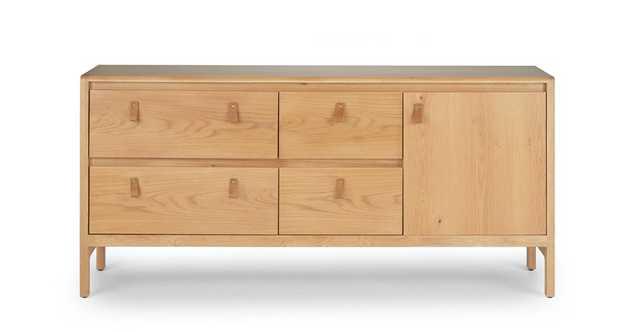 Kirun Oak Sideboard - Article
