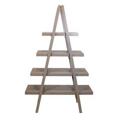 Goggans Anaquel Ladder Bookcase - Wayfair