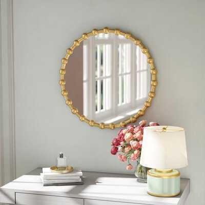 Pleasant Avenue Accent Mirror - Wayfair
