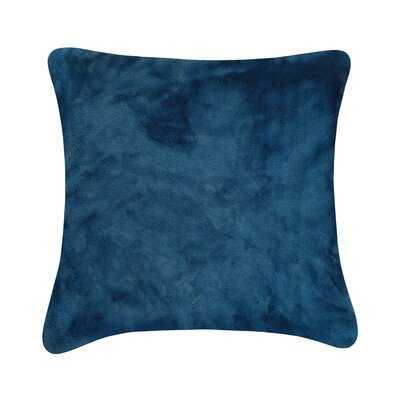 Amyas Plush Square Pillow Cover & Insert - Wayfair