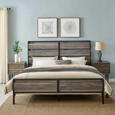 Cammack King Standard Bed - Wayfair