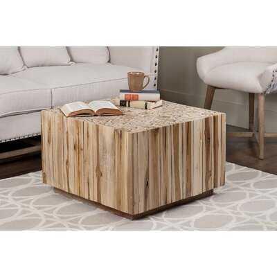 Block Coffee Table - Wayfair