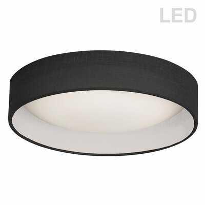 Jeannie 1-Light LED Flush Mount - AllModern