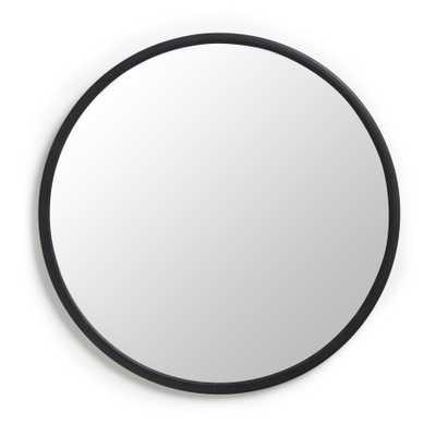 Holden Mirror, Black large - Lulu and Georgia