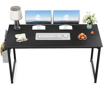 Rectangular Desk Study Writing Table For Home Office - Wayfair