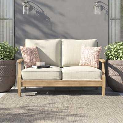 Rella Loveseat with Cushions - Wayfair