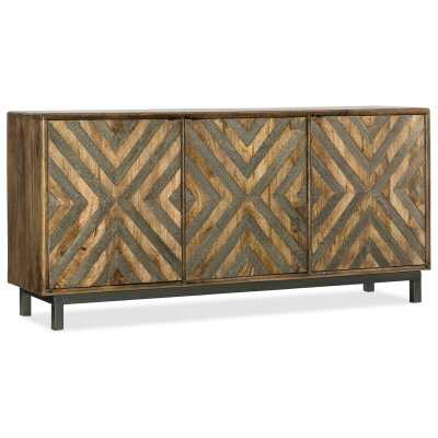 """Serramonte TV Stand for TVs up to 78"""" - Perigold"""