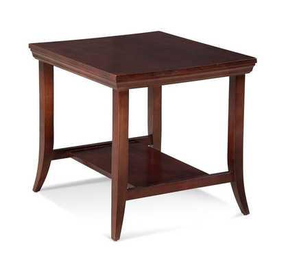 Braxton Culler Rockefeller End Table Color: Vintage - Perigold