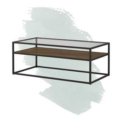 Aliso Frame Coffee Table - Wayfair