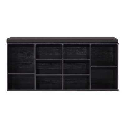 Cubbie Shoe Storage Bench - AllModern