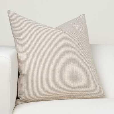 Mariner Striped Pillow - Wayfair