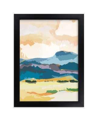 Sunset Escape Art Print - Minted