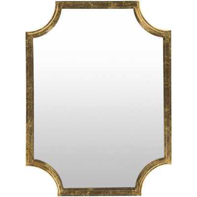 Joslyn Accent Wall Mirror Finish: Gold - Perigold