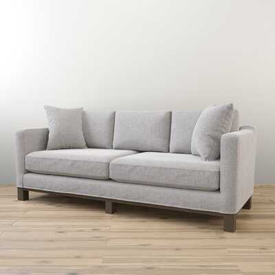 "Corday 84"" Wide Square Arm Sofa - Wayfair"