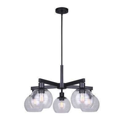 Kyng 5 - Light Shaded Classic / Traditional Chandelier - Wayfair