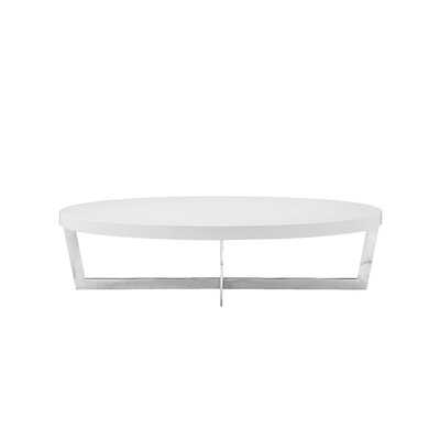 Oyster Coffee Table - AllModern