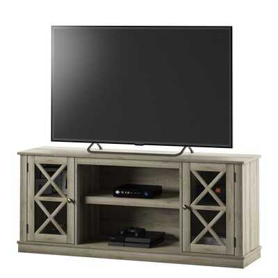"""Jevan TV Stand for TVs up to 65"""" - Wayfair"""