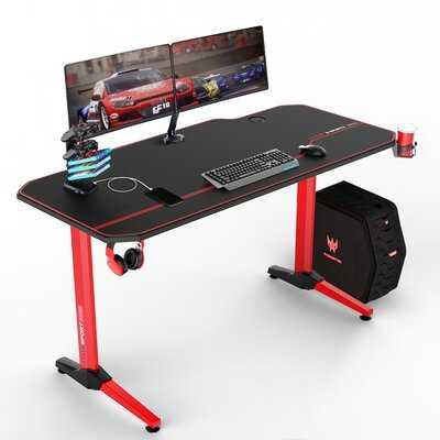 Racing Style Gaming Desk - Wayfair
