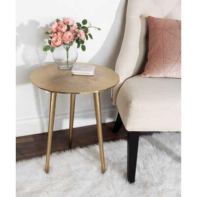 Lemley 3 Legs End Table - Wayfair