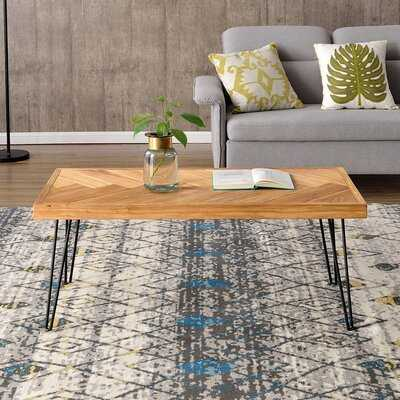 Macie Coffee Table - Wayfair