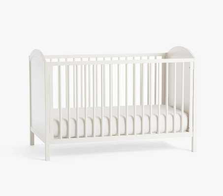 Austen Convertible Crib, Simply White, UPS - Pottery Barn Kids