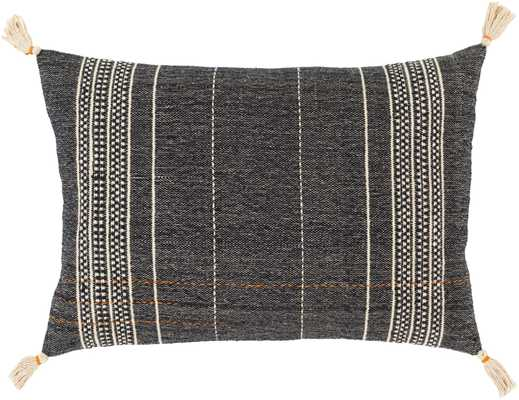 """Bexley Pillow Cover, 16""""x 24"""" - Cove Goods"""