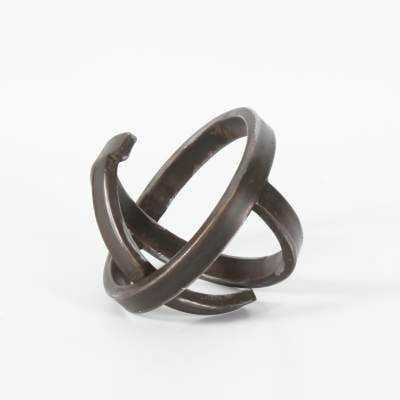 Avera Twist Sculpture - Wayfair