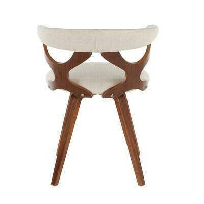 Altigarron Swivel Side Chair - Wayfair