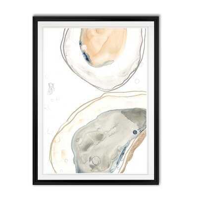 'Ocean Oysters II' - Painting Print on Canvas - Wayfair