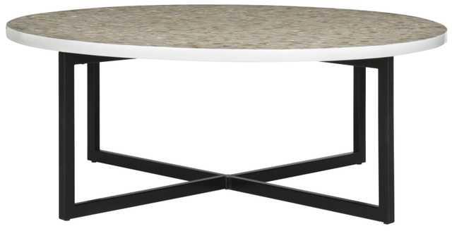 Cheyenne Coffee Table - Cream - Arlo Home - Arlo Home