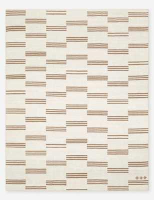 "Stripe Break Rug By Sarah Sherman Samuel 2'6"" x 8' - Lulu and Georgia"