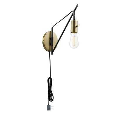 Chalfant 1-Light Plug-In Swing Arm - AllModern