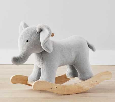 Elephant Critter Rocker - Pottery Barn Kids
