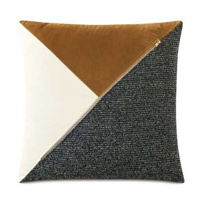 Eastern Accents Nolan Color Block Decorative Pillow Geometric Throw Pillow - Perigold